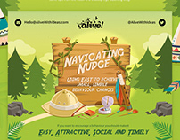 Navigating Nudge - Infographic