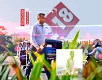 raj reporters news promo graphics