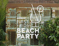 Thou Mayest Beach Party | Graphics