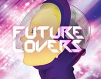 "Ilustração/Pôster ""Future Lovers"""