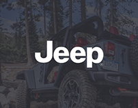 Official Jeep.com Redesign