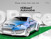 HdBaseT website