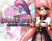 Grand Chase - Collab 2016