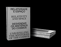 RELATIVITY AND SPACE - Book Design