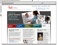 FACT Website Design