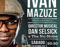 Ivan Mazuze Concert Materials