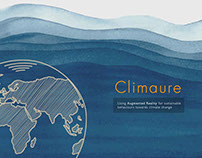 Climaure AR spaces -Semifinalist MIT Climate Colab