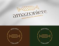 Logo Amazoniere | Doçuras da Amazônia
