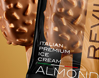 Revium Premium ice cream brand