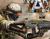 War Again- poster