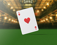 2.5×3.5'' Playing Cards Mock-Up