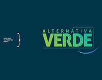 """Logo para """"Alternativa Verde""""."""
