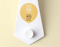 Drop - Sun Lotion