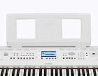 DGX 650 Yamaha