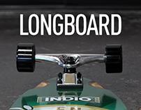 Indio beer Longboard