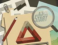 AJMA Start 2014 Teaser Poster