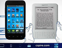 C-Spire Digital Interactive Content