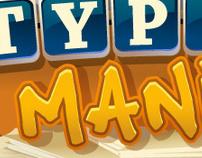 TYPING MANIAC // Logotype Design