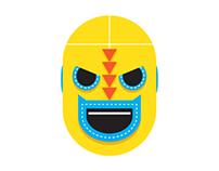 Luchador Masks Project