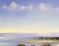 Laguna Painting