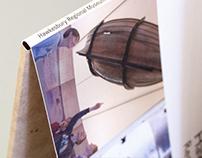 Hawkesbury Regional Museum A4 Presentation Folder