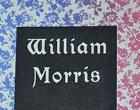 William Morris- Arts & Crafts Movement