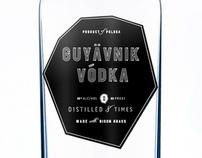 Guyävnik Vodka