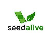 seedalive | Logo Design