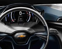 General Motors Internship Chevrolet Traverse 2023