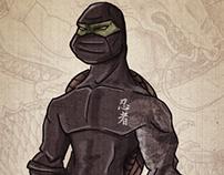 Teenage Mutant Ninja Turtles / ORIGINS / RAPHAEL