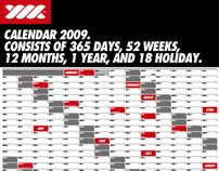 WADEZIG! Calendar 2009