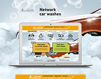 Network car washes
