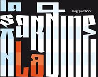 Der Klaus typeface