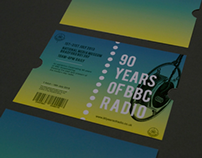 90 Years of BBC Radio Exhibition