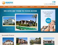 Renovo Financial Facelift
