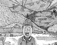 Ilustraciones con tramas