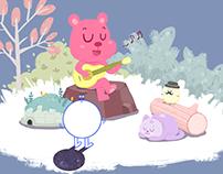 Gummy's Mini Concert