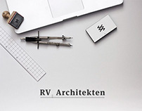 Visual Identity – RV Architekten