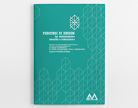 Percorsi di Design - Editorial Book in A5