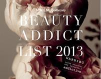 Beauty Addicts Mailer