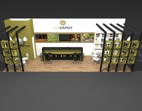 EOS SAMOU - Exhibition Stand