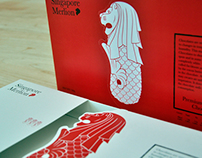 Packaging \\ Merlion