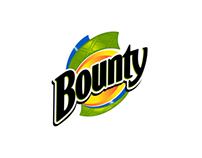 Bounty Print ad