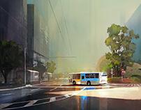 Yokohama Bus