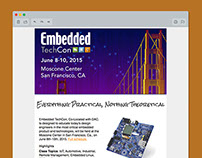 Embedded TechCon Email Promotion