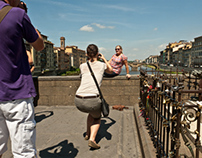 Istantanee da Firenze, città per turisti