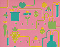 HUCK magazine - Future Food