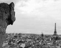 [ snapshots of paris ]