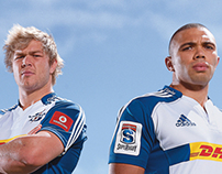 2013 DHL Stormers Jersey Launch