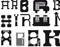 Typographe typetool